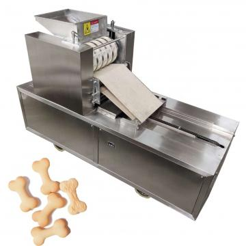Vegetable Small Scale Biscuit Machine Industrial Biscuit Maker Fully Automatic Big Output Dog Biscuits Machine