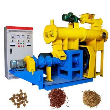 Factory Supply Poultry Feeding Pellet Mill Machine/ 1-2tph Animal Feed Plant Price for Sale