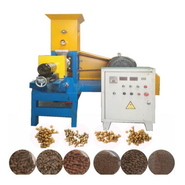 Floating Fish Feed Line Extruder Fish Feed Extruder Price Full Production Line Dog Food Making Machine