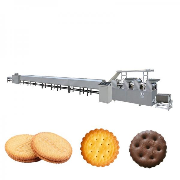Automatic Biscuits/Date/Rolls/Steamed Buns/Snack/Hot Dogs/Vertical Packaging Machine