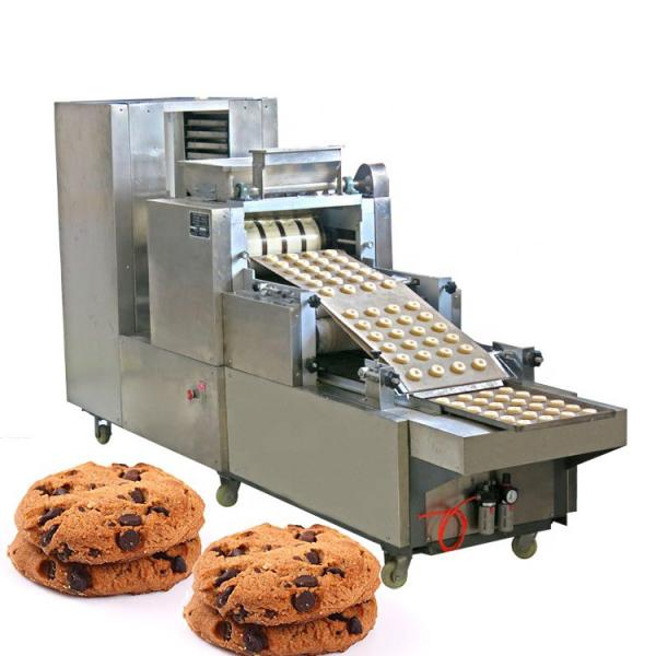 Automatic Pillow Packing Machine Bakery Food Burger Bun Hot Dog Roll Baguette Cookie Biscuit Flat Bread Packing Machine