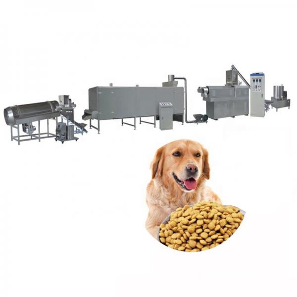 Low Fat Pet Dog Food Brands Food Processing Maker Machines for Sale