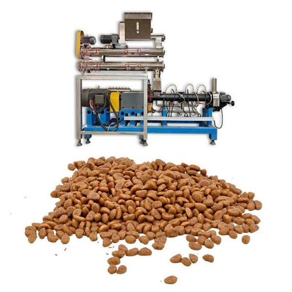 Industrial Automatic Dog Food Machine Pet Food Processing Machines