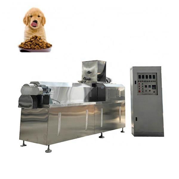 Dog Daily Dental Treats Forming Machine with Cold Extrusion
