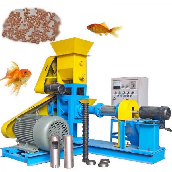 Fish Feed Production Small Fish Feed Pellets Drying Machine Price