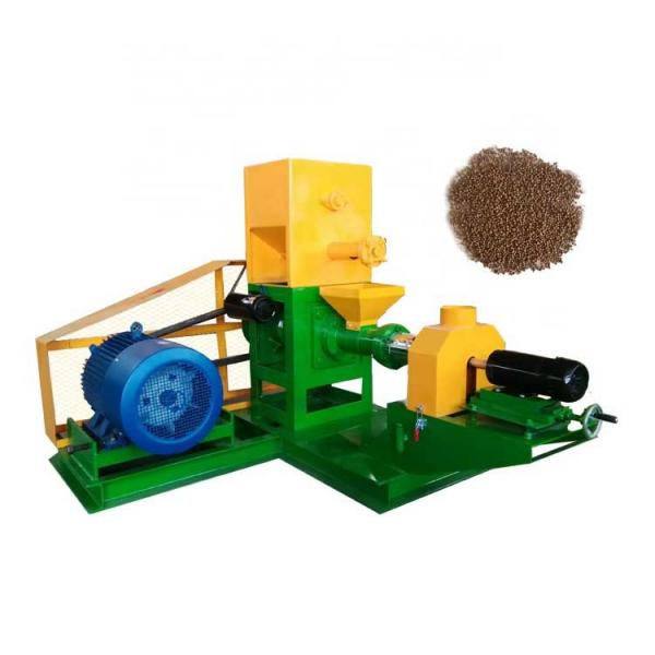 Price Chicken Goat Shrimp Rabbit Cattle Catfish Poultry Animal Feed Floating Fish Feed Pellet Machine