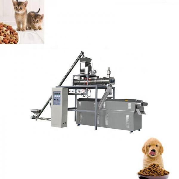 Stainless Steel Meatless Pet Food Dog Food Cat Food Processing Line Equipment