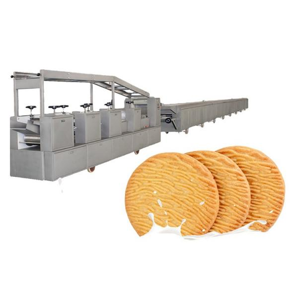 Automatic Dog Pet Biscuit Making Machine